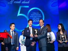 Vinamilk là đại diện duy nhất của Việt Nam trong top 50 Asia300 - Bảng xếp hạng các doanh nghiệp quyền lực nhất Châu Á