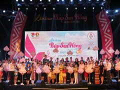 Khai mạc Liên hoan Búp sen hồng lần thứ XXV năm 2019