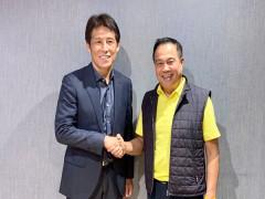 Chính thức: HLV Akira Nishino dẫn dắt cả ĐT Thái Lan lẫn U23 Thái Lan