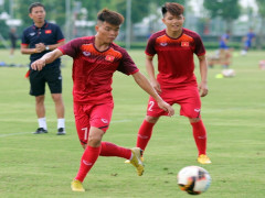 HLV Hoàng Anh Tuấn giải bài toán nhân sự cho ĐT U18 Việt Nam