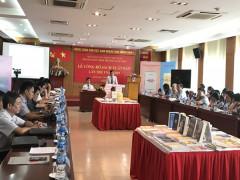 NXB Chính trị Quốc gia Sự thật tổ chức Lễ công bố sách xuất bản lần thứ nhất năm 2019