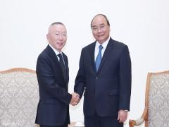 Thủ tướng tiếp doanh nghiệp Nhật Bản