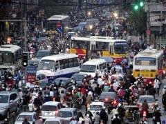 Hà Nội thu phí phương tiện vào nội thành: Bế tắc!