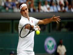 Federer vào tứ kết Wimbledon sau trận đấu 73 phút