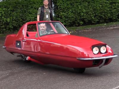 Chiếc xe ô tô 2 bánh này là một kiệt tác trị giá 130 tỷ Đồng