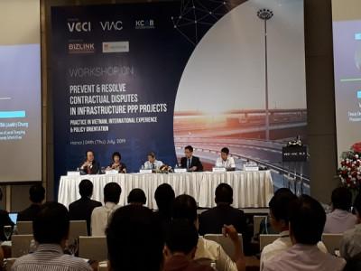 Phòng ngừa và giải quyết tranh chấp hợp đồng đối tác công tư trong lĩnh vực kết cấu hạ tầng