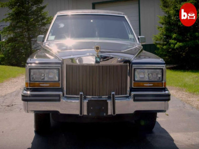 Khám phá chiếc limousine Cadillac