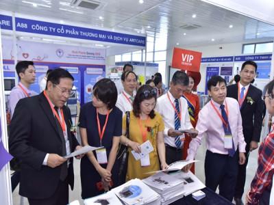 Hơn 100 doanh nghiệp trong nước và quốc tế tham dựTriển lãm quốc tế chuyên ngành Y Dược tại Đà Nẵng