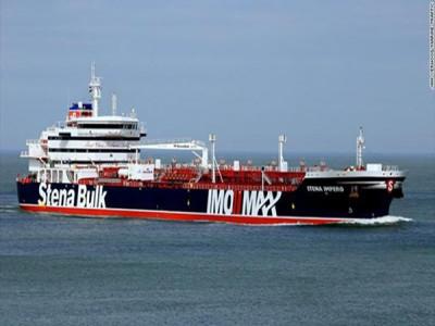 """Lựa chọn nào cho Anh trong """"cuộc chiến"""" tàu chở dầu với Iran?"""