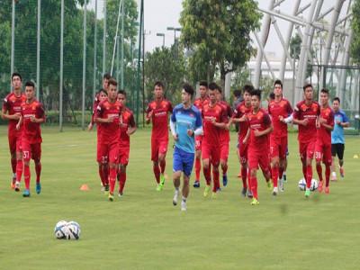 HLV Park Hang Seo triệu tập 26 tuyển thủ U22 Việt Nam