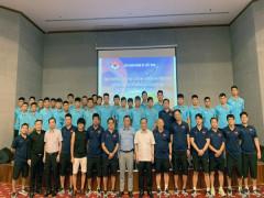 HLV Park Hang Seo và U22 Việt Nam phải biến áp lực thành động lực