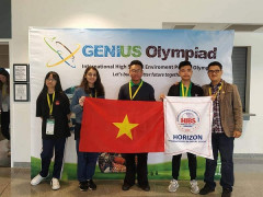 Trường Song ngữ Quốc tế Horizon giành nhiều giải cao tại các cuộc thi trong nước và quốc tế