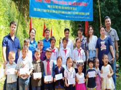 """Tỉnh đoàn Yên Bái: phối hợp khởi công công trình """"Con đường em đến trường"""" tại xã Khao Mang, huyện Mù Cang Chải"""