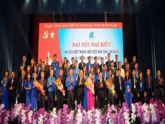 Đại hội Hội Liên hiệp Thanh niên Việt Nam tỉnh Lâm Đồng lần thứ VI