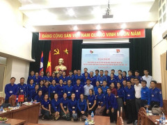 Tọa đàm thanh niên Việt - Lào tại Hà Nội