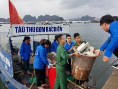 """BĐBP Quảng Ninh:  Nâng chiến dịch """"Hãy làm sạch biển"""" và bảo vệ môi trường lên tầm cao mới"""
