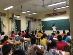 Đoàn xã Duyên Thái: Tổ chức 03 lớp học hè miễn phí cho thiếu nhi