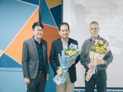 Ký kết đầu tư giữa LOOP Smart POS và Quỹ đầu tư Vietnam Silicon Valley