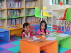 Đem thư viện cho học sinh vùng cao