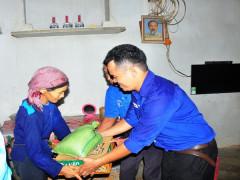 Sôi động hoạt động tình nguyện tại vùng quê nghèo Bình Phước