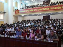 Tuần sinh hoạt công dân sinh viên K24