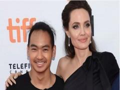 Angelina Jolie đưa con cả tới Hàn Quốc nhập học