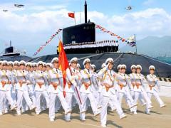 Hải quân phát huy truyền thống 55 năm chiến thắng trận đầu