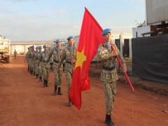 Mỗi người lính cụ Hồ là một biểu tượng của văn hóa Việt Nam