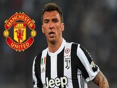 """MU chuẩn bị có """"siêu tiền đạo"""" từ Juventus"""
