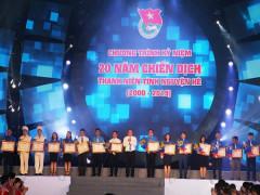 Phát huy thành quả to lớn của 20 năm Chiến dịch thanh niên tình nguyện