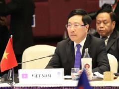 Phó Thủ tướng phát biểu thẳng thắn về vấn đề Biển Đông