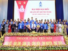 Đại hội đại biểu Hội LHTN Việt Nam tỉnh Yên Bái lần thứ V, nhiệm kỳ 2019 – 2024