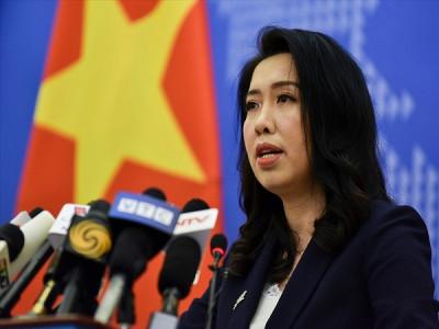 Yêu cầu Trung Quốc rút toàn bộ tàu ra khỏi vùng đặc quyền kinh tế của Việt Nam