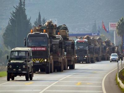 """Mỹ và Thổ Nhĩ Kỳ khởi động giai đoạn đầu thiết lập """"Vùng an toàn"""" ở Syria"""