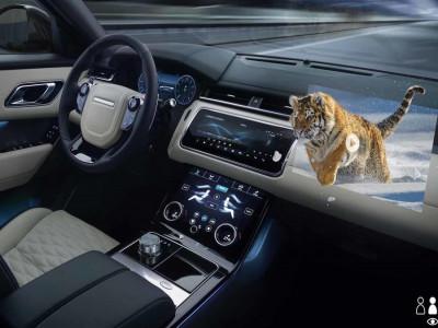 Bất chấp doanh số tụt dốc, Jaguar Land Rover mơ tưởng áp dụng phổ biến công nghệ HUD 3D