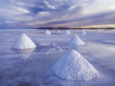 Sự thật lý thú về hạt muối
