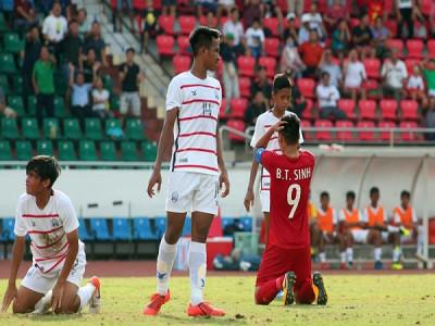 U18 Đông Nam Á 2019: Đừng khóc cho U18 Việt Nam