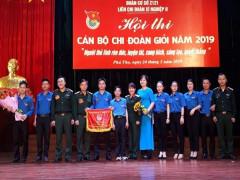 Nguyễn Tiến Hưng - Bí thư chi đoàn nhiều sáng tạo ở nhà máy Z121