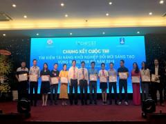 Techfest Vùng Đông Nam Bộ 2019 tại Bà Rịa - Vũng Tàu - 50 dự án khởi nghiệp - 155000 USD quan tâm đầu tư