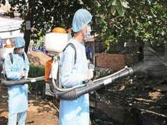 Xuất cấp hóa chất sát khuẩn phòng chống dịch bệnh