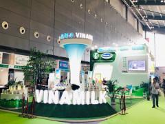 Sản phẩm sữa của Vinamilk được đánh giá cao tại thị thường Trung Quốc