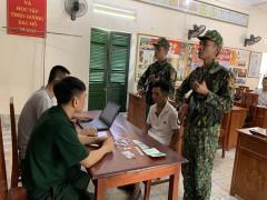 Quảng Ninh: Nam thanh niên trên đường cùng người yêu đi giao ma túy thì bị phát hiện bắt giữ