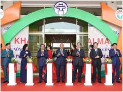 Thủ tướng Nguyễn Xuân Phúc dự tổng kết 10 năm xây dựng nông thôn mới của Hà Nội