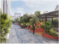 LIM TOWER 3 mang văn hóa Việt vào thiết kế cảnh quan