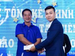 Tay trắng vào nghề, sau 1 năm trở thành giám đốc chi nhánh Him Lam Chợ Lớn
