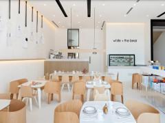 Ghé thăm nhà hàng với thiết kế gấu trắng đáng yêu khiến bé thích mê