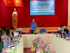 Yên Bái tổ chức Hội nghị lấy ý kiến phản biện xã hội đối với Dự thảo Luật Thanh niên(sửa đổi) và tổng kết 20 năm chiến dịch TNTN hè
