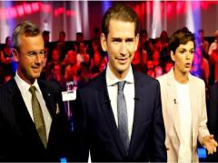 Cơ hội trở lại nắm quyền của cựu Thủ tướng Áo Sebastian Kurz