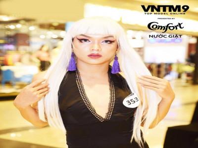 Phạm Văn Thoại là chủ nhân đầu tiên của ngôi nhà chung Vietnam's Next Top Model 2019