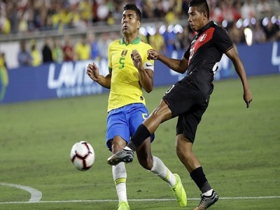 Brazil thất trận khi Neymar dự bị
